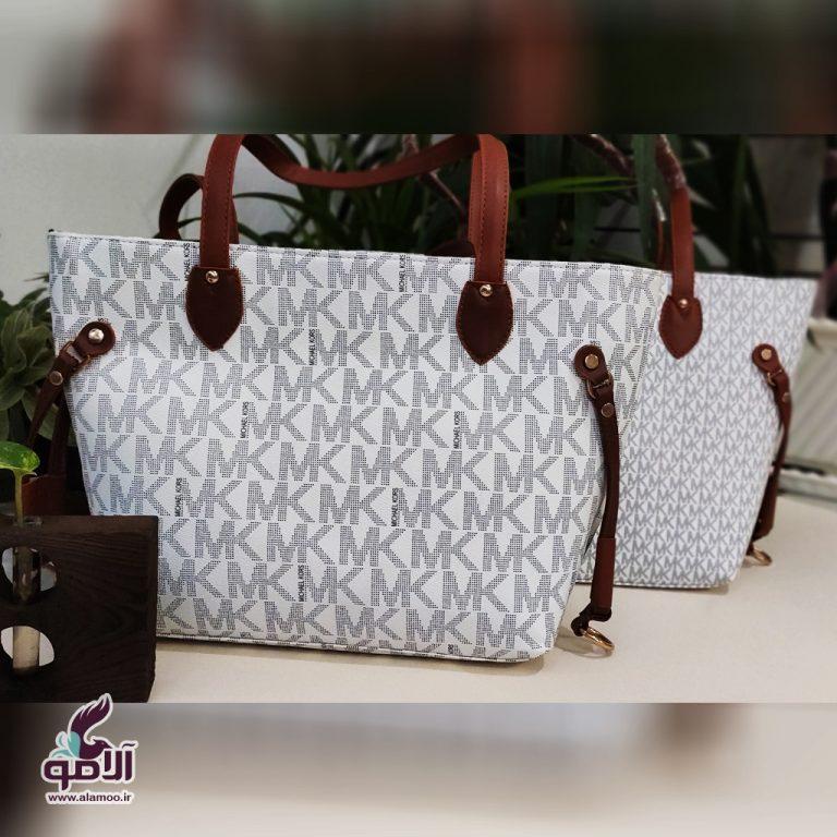 کیف دوشی زنانه مدل LV کد B102