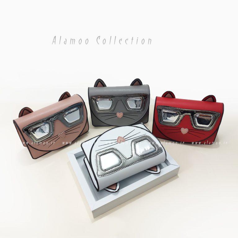 کیف بچه مدل گربه کد B119