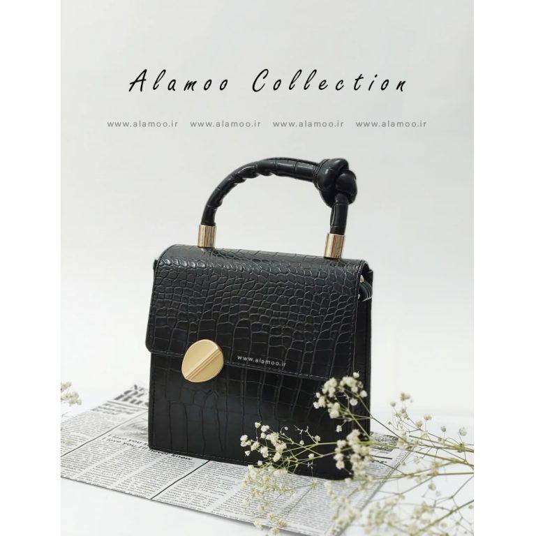 کیف دوشی زنانه مدل رونیکا کد B165